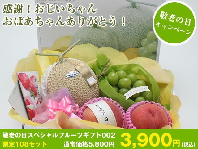 敬老の日スペシャルフルーツギフト002